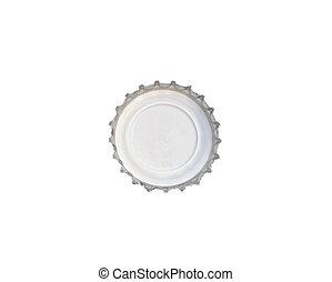 cork isolated on white background