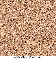 Cork pattern