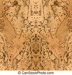 cork tile design
