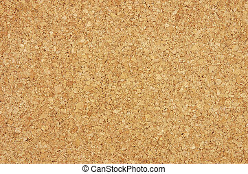 Corkboard background texture