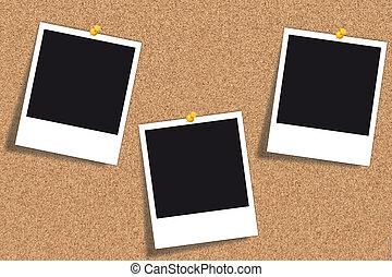 Corkboard - Bulletin board - Pinboard - Bulletin board -...