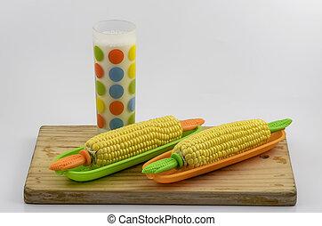Corn and Milk 05
