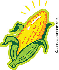 Corn - Ear of Corn