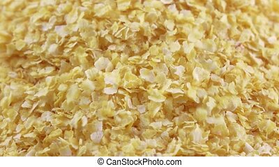 Corn flakes wholegrain - Bulk corn wholegrain small flakes