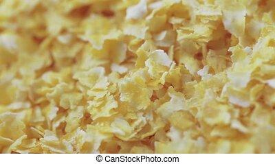Corn flakes wholegrain - Bulk corn wholegrain small flakes