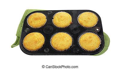 Corn Muffins Baking Tin on Mit