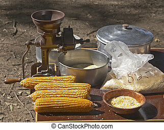 Corn on the Table
