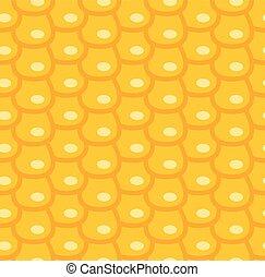 corn pattern
