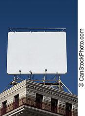 Corner Billboard