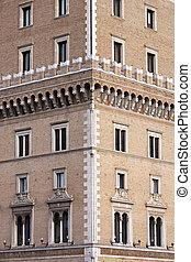 Corner in Rome