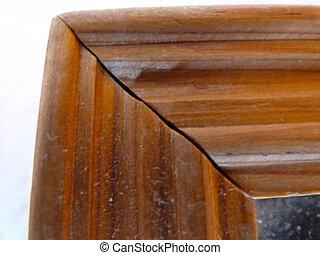 corner of a frame