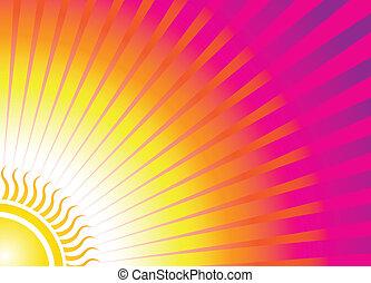 purple sunrise clip art vector graphics 792 purple sunrise eps rh canstockphoto ca Morning Sunrise Clip Art Mountain Sunrise Clip Art