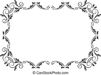 Corners and borders page decoration