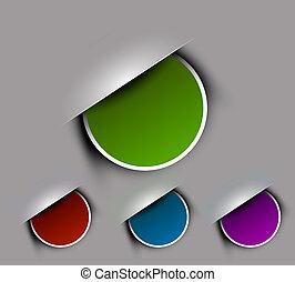 Corners design element