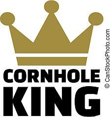cornhole, rei