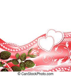 cornice, amore, matrimonio