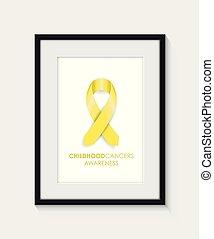 cornice, cancro, infanzia, consapevolezza