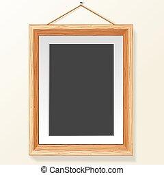 cornice foto, vettore, immagine, wall.