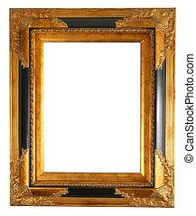 cornice, oro