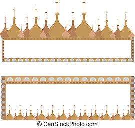 cornici, cupole