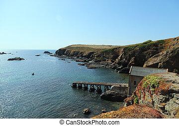 Cornish coastal beauty