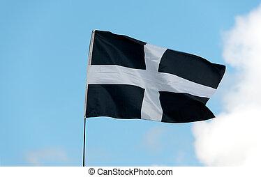 Cornish Flag