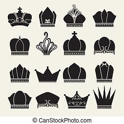 coroa, cobrança