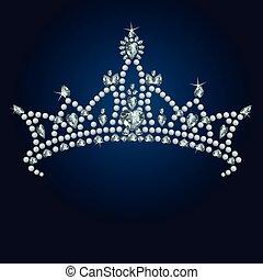 corona, principessa