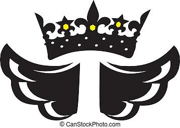 corona reale, ali