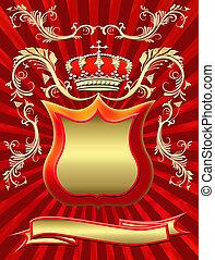 corona, tabla