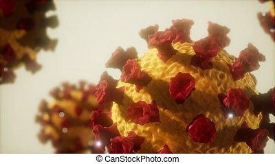 Corona virus Covid 19 macro model