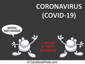 coronavirus, 19, distancing, reino unido, covid, social