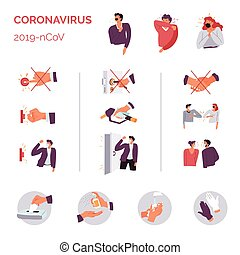 Coronavirus 2019ncov epidemic disease do and donts ...