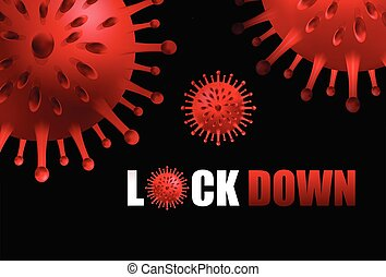 coronavirus background