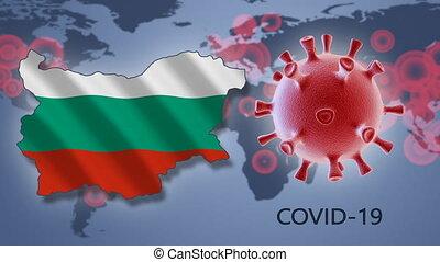 coronavirus, bulgarie