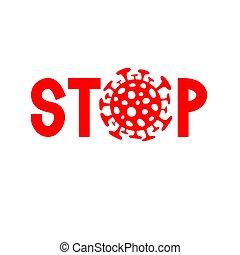 coronavirus, covid-19., infection., parada, coronavirus.
