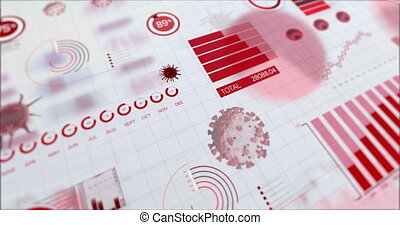 coronavirus, dane przetwórcze, ożywienie, statystyczny
