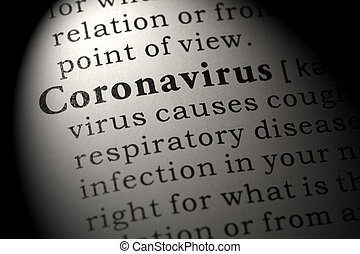 coronavirus, definizione