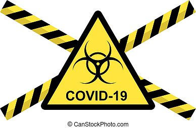 coronavirus, vector, 2019-ncov, covid, concepto