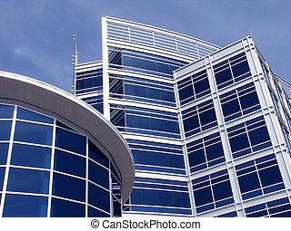 corp., bâtiment, 5