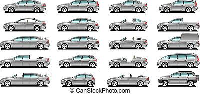 corpo, automobile, style.