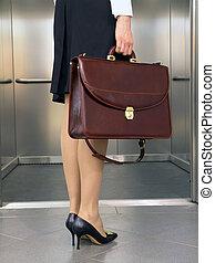 corporación mercantil de mujer, hand-bag