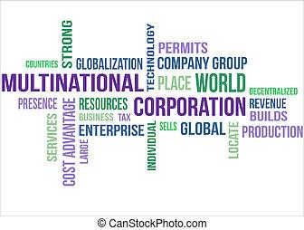 corporación multinacional