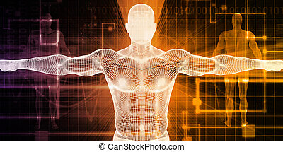 corporal, tecnologia médica
