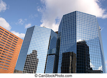 Corporate America 03 - Typical architecture of North...