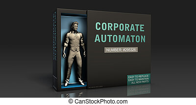 Corporate Automaton Employment Problem and Workplace Issues