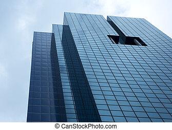 corporate building