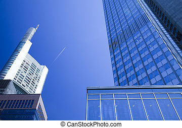 Corporate buildings in perspective - Corporate buildings in...