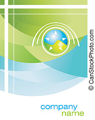 Corporate Busines Card - Corporate or Business Company...