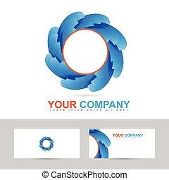 Corporate business logo design